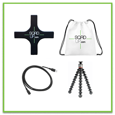 SQRDUP Golf Alignment Kit